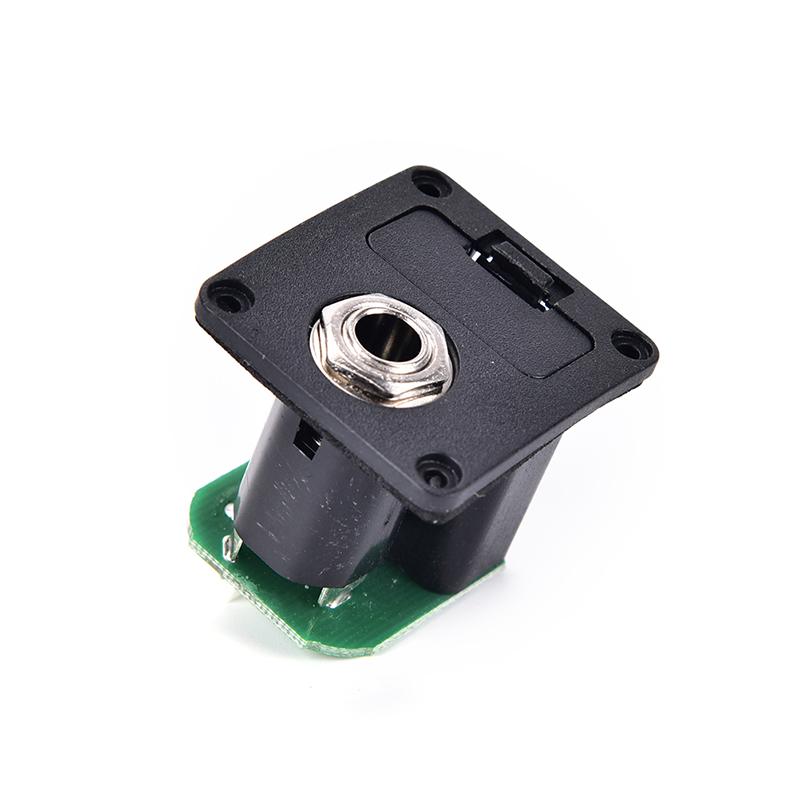Phân phối Littlegroot Ukulele Ukelele Piezo Pickup Preamp 3-Band EQ Equalizer Hệ Thống Tuner Màn Hình LCD
